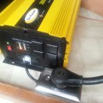Adding Our 3,000 Watt Go Power! Inverter