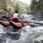 Kaleidoscope, Water Hiking and White Water Misadventure